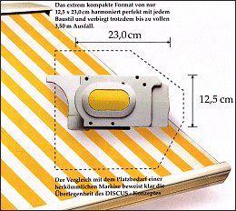 Wismar Markisen Amazing Adria Compact Axess Mit Radio